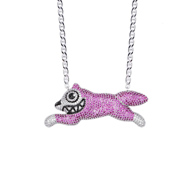 ICECREAM × GHOST DOG NECKLESS (JP EXCLUSIVE)