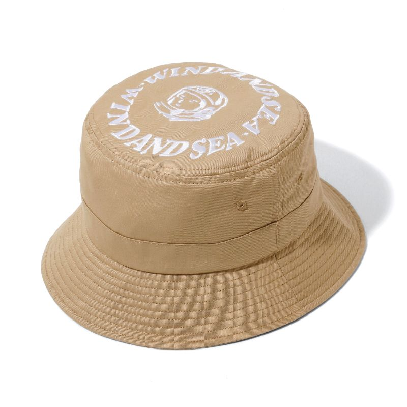 BILLIONAIRE BOYS CLUB × WIND AND SEA BUCKET HAT