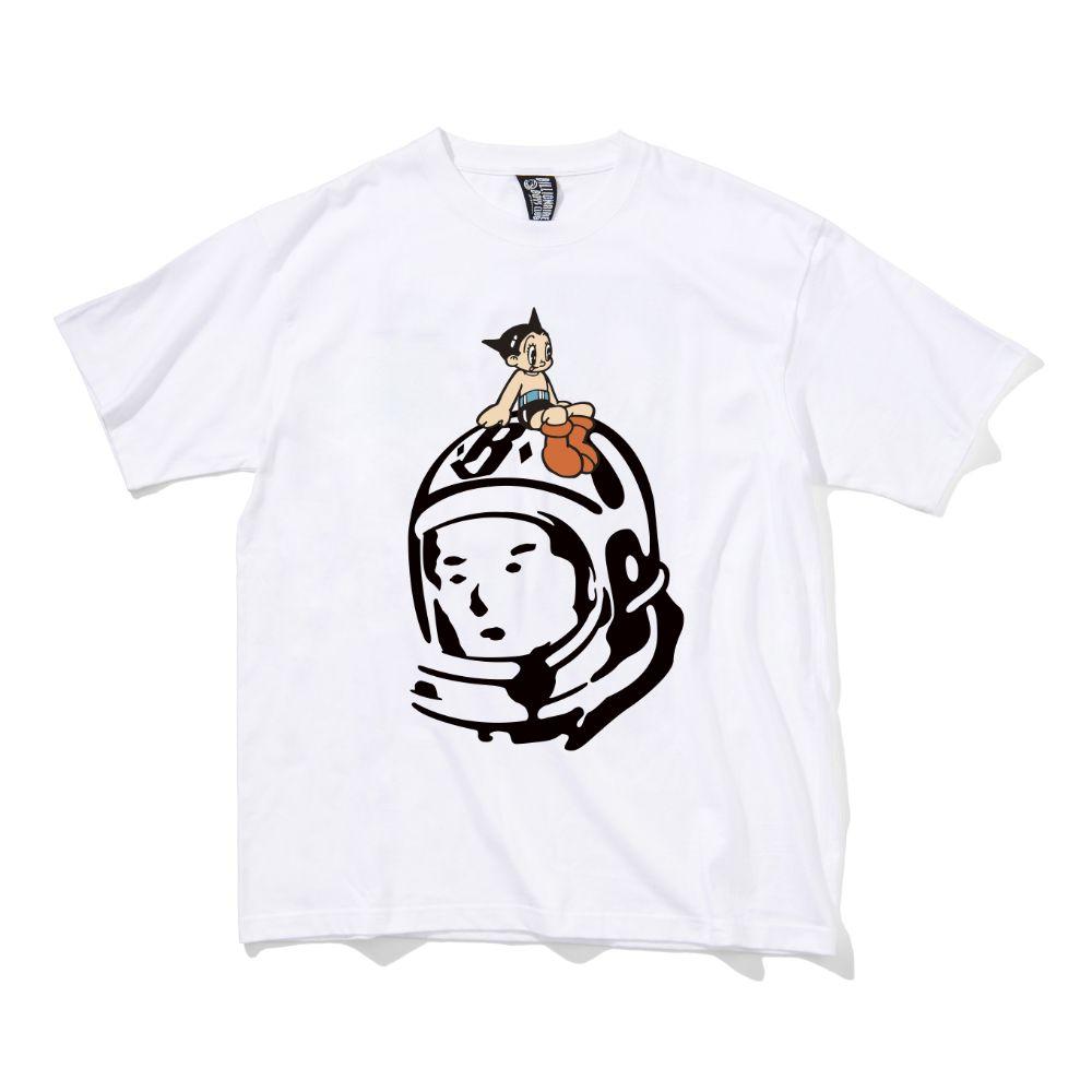 BILLIONAIRE BOYS CLUB × ASTROBOY HELMET T-SHIRT