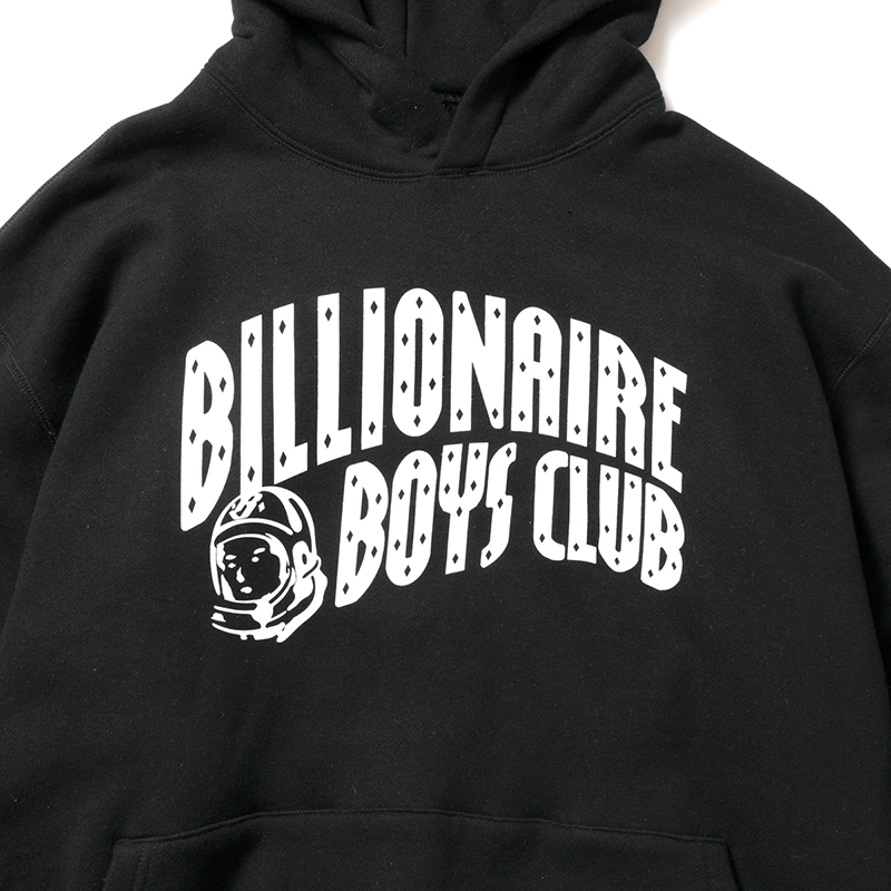 BILLIONAIRE BOYS CLUB ARCH LOGO HOODIE (JP EXCLUSIVE)