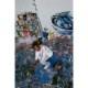 BILLIONAIRE BOYS CLUB×MEGURU YAMAGUCHI L/S TAPE T-SHIRT (JP EXCLUSIVE)