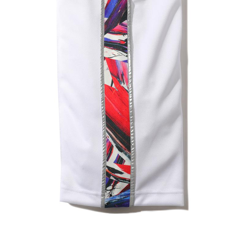 BILLIONAIRE BOYS CLUB × MEGURU YAMAGUCHI TRACK PANTS (JP EXCLUSIVE)
