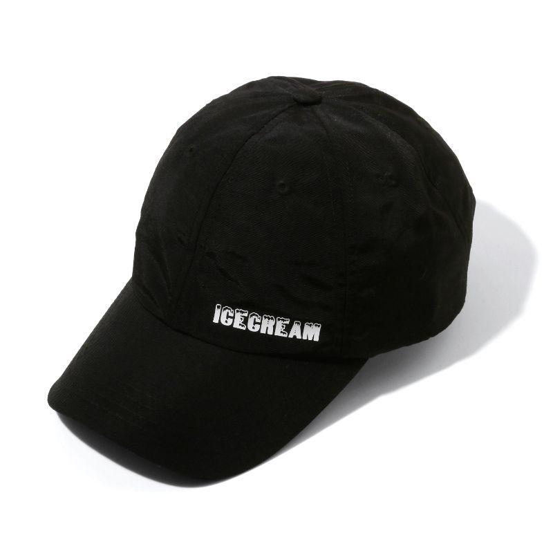 ICY STRAPBACK NYLON CAP