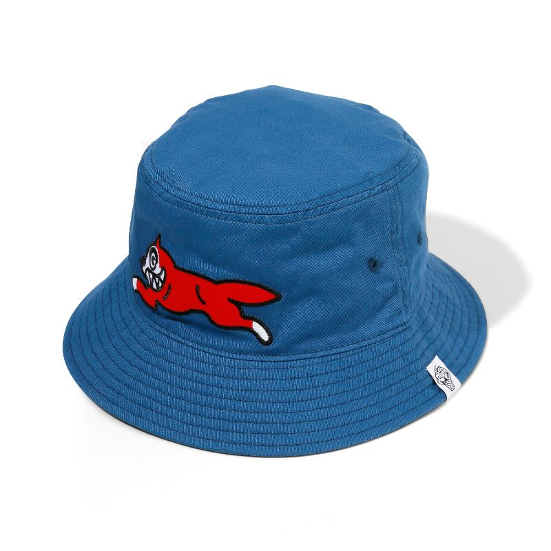 RUNNING DOG BUCKET HAT