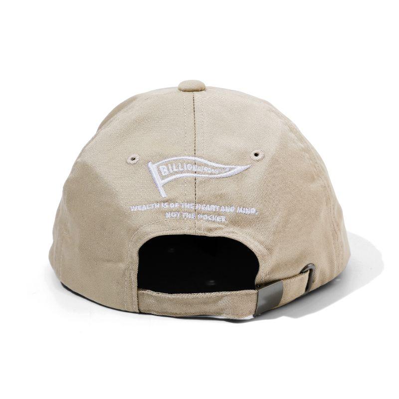 ARCH LOGO 6 PANEL STRAPBACK HAT
