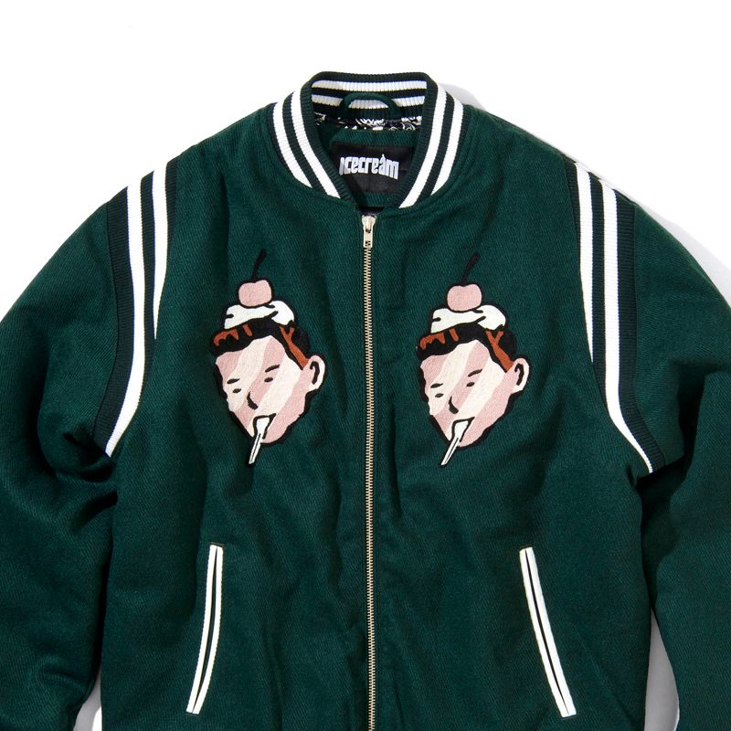 FACES VARSITY JACKET