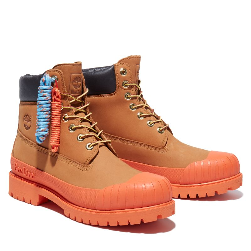"Bee Line xTimberland Timberland 6"" Rubber Toe"