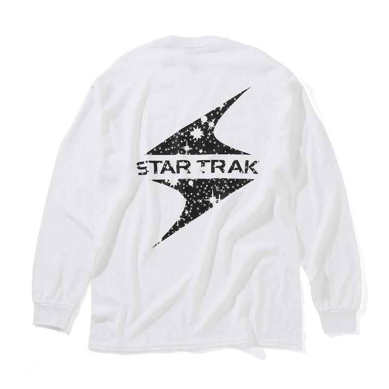 BILLIONAIRE BOYS CLUB × STAR TRAK STARFIELD L/S T-SHIRT