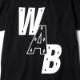 BILLIONAIRE BOYS CLUB x WIND AND SEA WAB T-SHIRT (JP EXCLUSIVE)