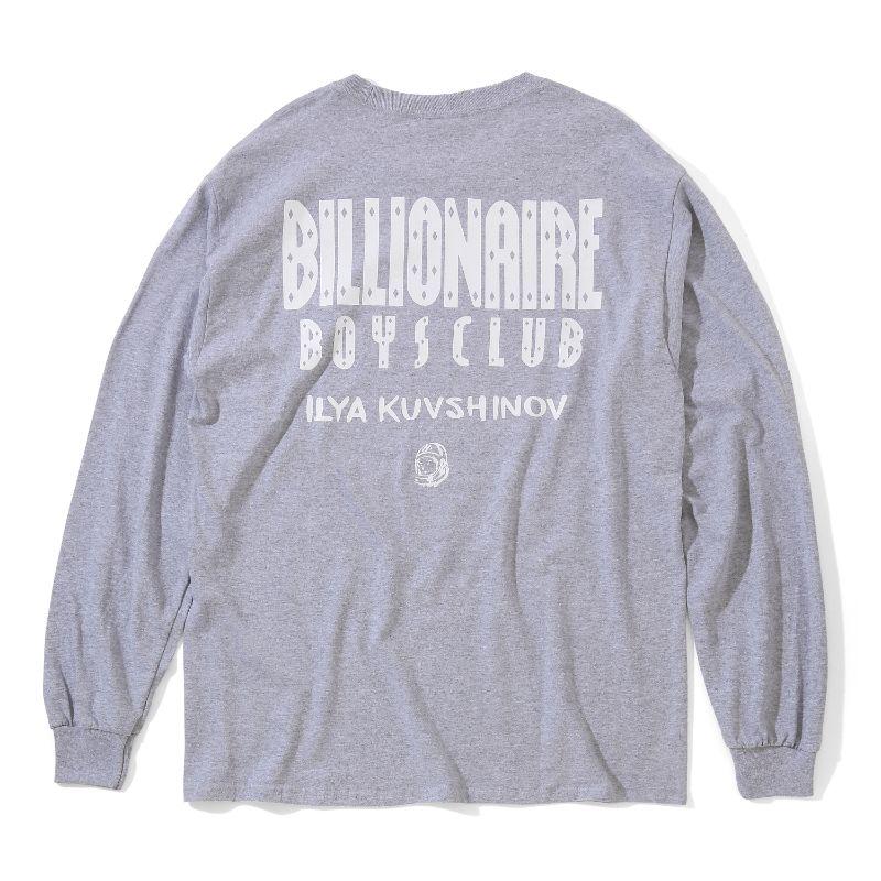 BILLIONAIRE BOYS CLUB × ILYA KUVSHINOV L/S T-SHIRT
