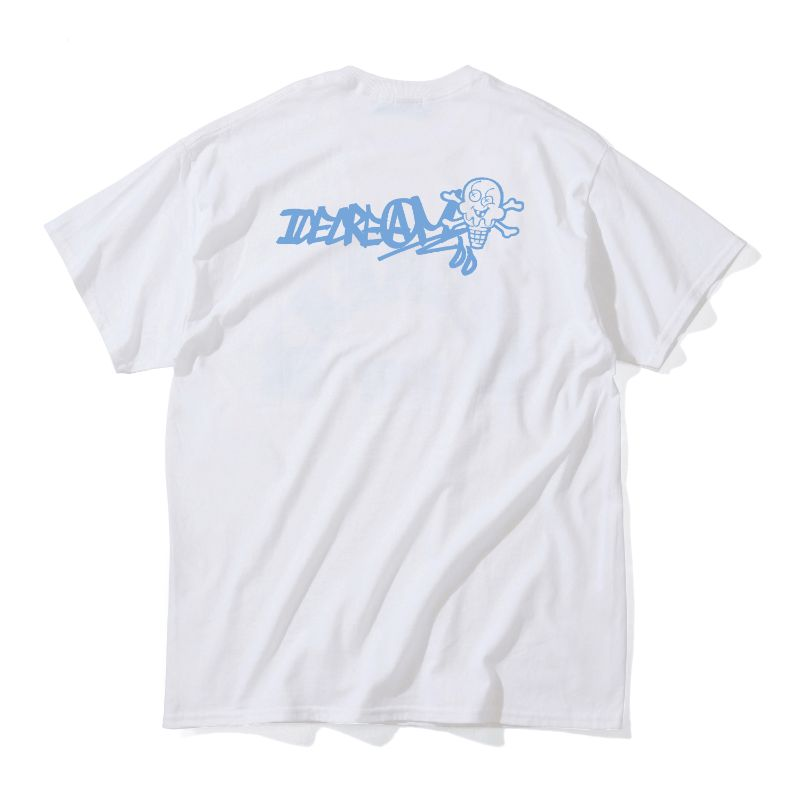 ICECREAM x JUN INAGAWA COTTON T-SHIRT #2