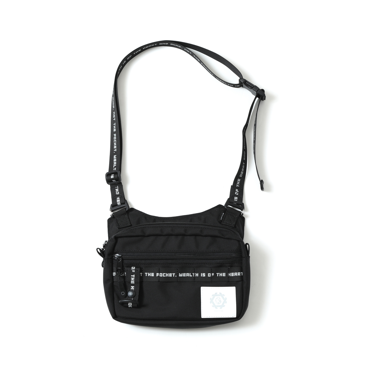 BILLIONAIRE BOYS CLUB × DSPTCH SLING BAG (JP EXCLUSIVE)