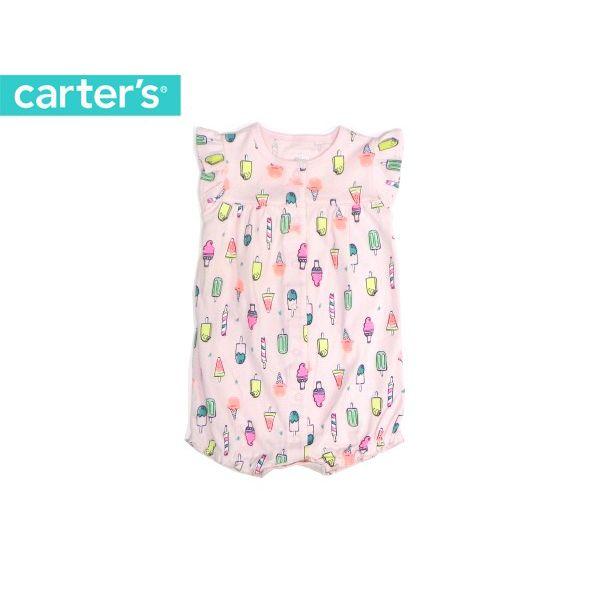 70%OFF セール 【返品・交換不可】 ベビー服 carter's カーターズ ロンパース ct118H896