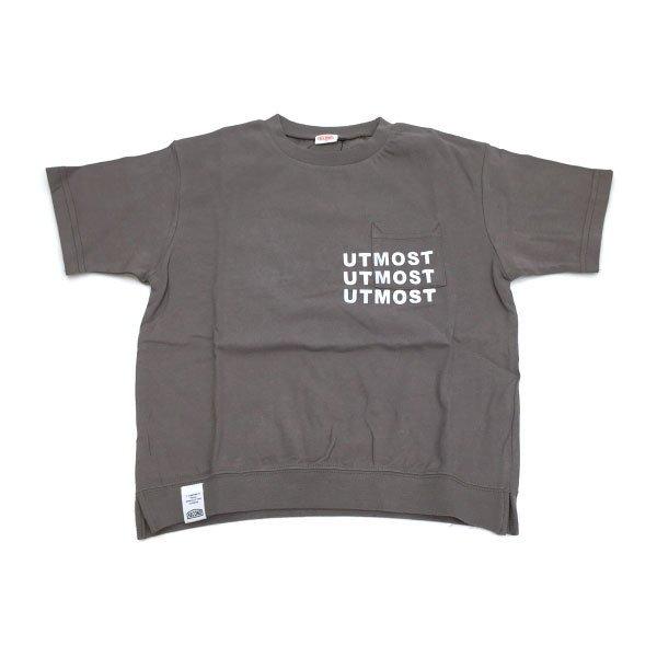 SECOND セカンド 子供服 21夏 UTMOSTややビッグTシャツ sec810137