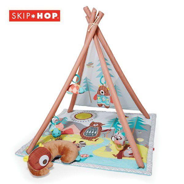 SKIP HOP スキップホップ キャンピングカブ・アクティビティジム 879674025356
