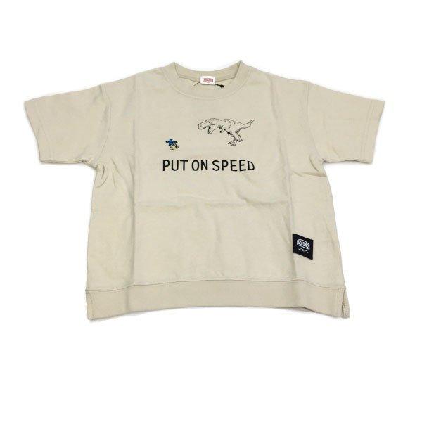 SECOND セカンド 子供服 21夏 PUT ON SPEEDビッグTシャツ sec810138