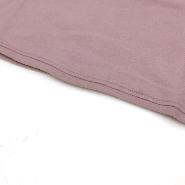SECOND セカンド 子供服 21夏 BRIGHT裾切り替えビッグTシャツ sec810139