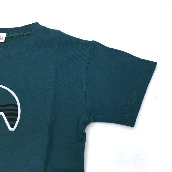 SECOND セカンド 子供服 21夏 CLIMBラウンドややビッグTシャツ sec810142