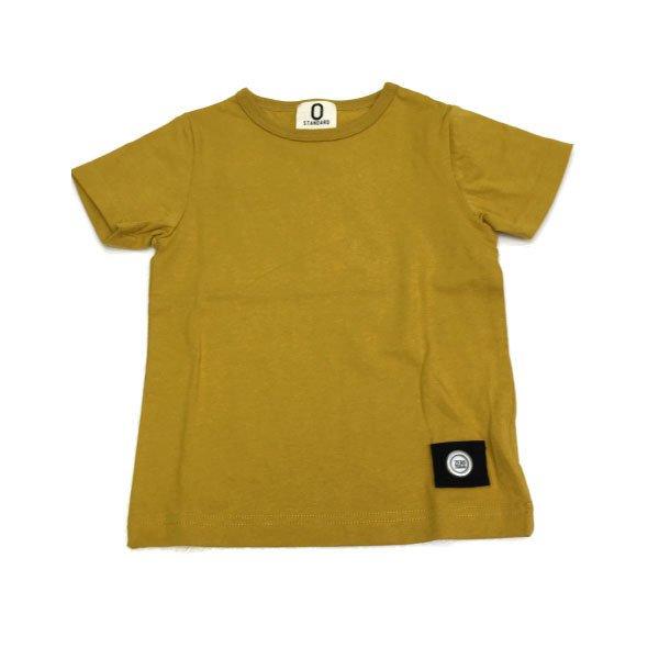ZERO STANDARD ゼロスタンダード 子供服 21夏 Tシャツ zs100101