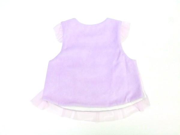 LaLaDress ララドレス 子供服 ベスト ベビー ld-LDG33