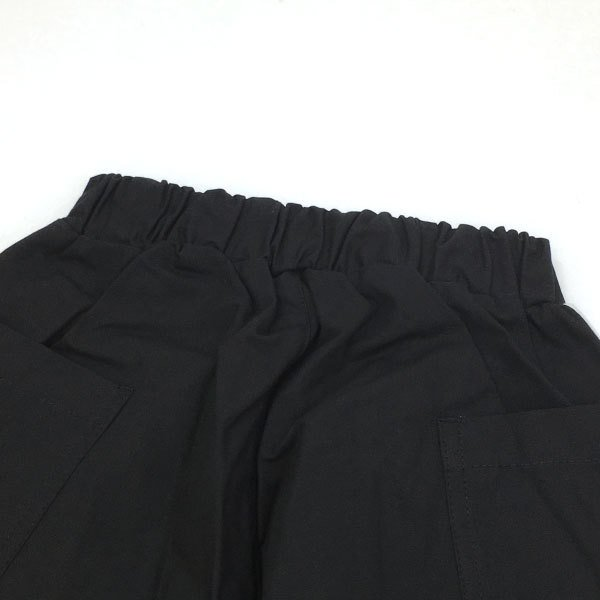 ZERO STANDARD ゼロスタンダード 子供服 21夏 8分丈ワイドパンツ zs101006