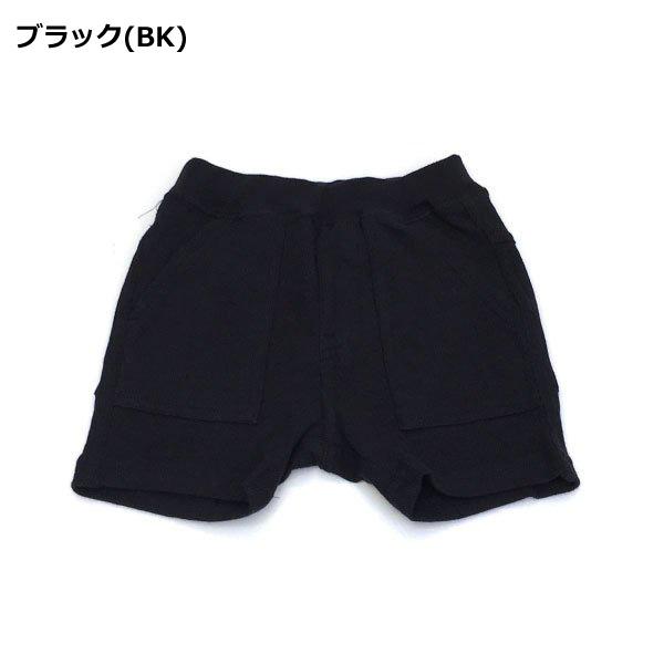 ZERO STANDARD ゼロスタンダード 子供服 21夏 ハーフパンツ zs101001