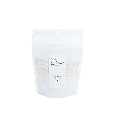 みんなでみらいを 100%無添加 米ぬか酵素ボディウォッシュ 詰替えパック m2276612