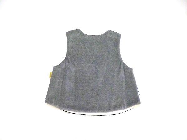 LaLaDress ララドレス 子供服 ベスト ベビー ld-LDB17
