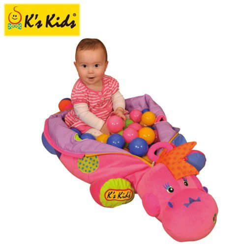 K`s kids ケーズキッズ ボール・ザウルス/レディ 4892493105999