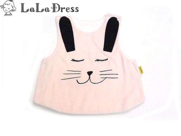 LaLaDress ララドレス 子供服 ベスト ベビー ld-LDA04