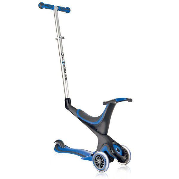 GLOBBER グロッバー エヴォ5in1/ネイビーブルー キックスクーター キックボード バランスバイク 4897070180376