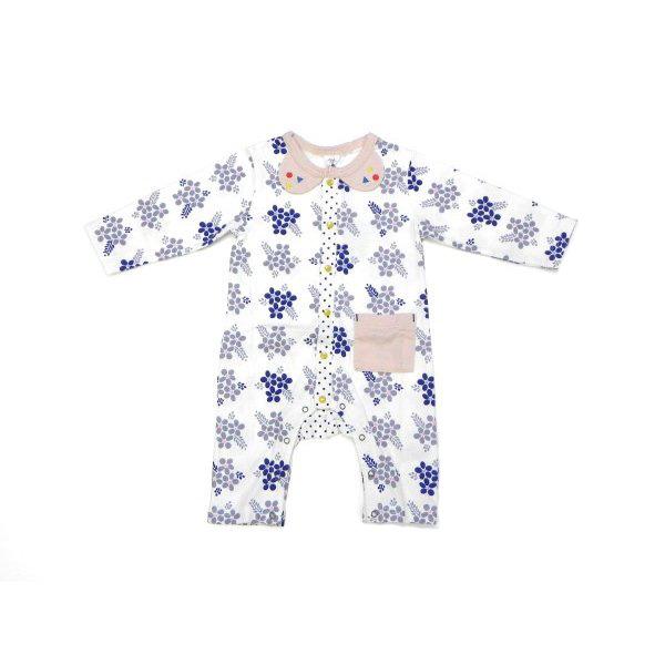 tickle museum ティックルミュージアム RAG MART ラグマート 子供服 カバーオール ベビー ti1493913