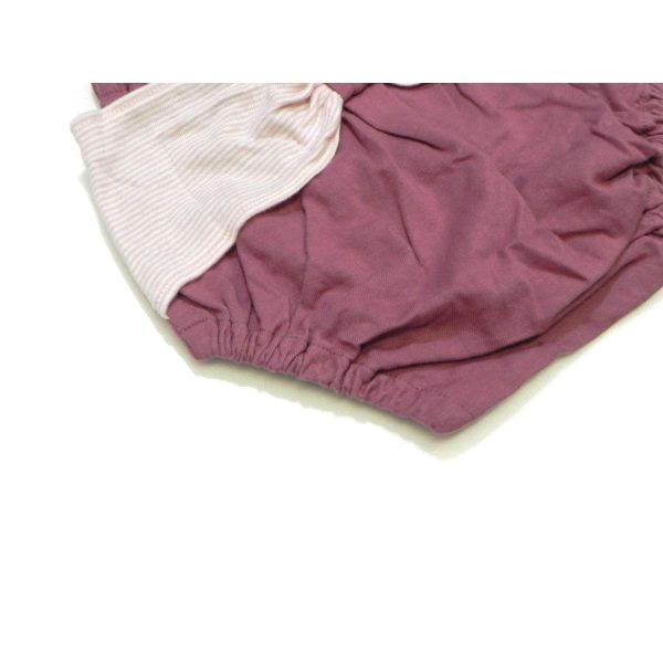 tickle museum ティックルミュージアム RAG MART ラグマート 子供服 エプロンスーツ ベビー ti1693922H