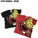 Hysteric mini ヒステリックミニ MY FIRST HYSTERIC 20春夏 PUFFY MINI パネルプリント半袖Tシャツ h10202333
