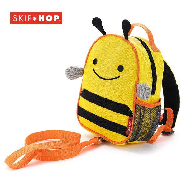 SKIP HOP スキップホップ アニマル・ハーネス/ビー 879674009462