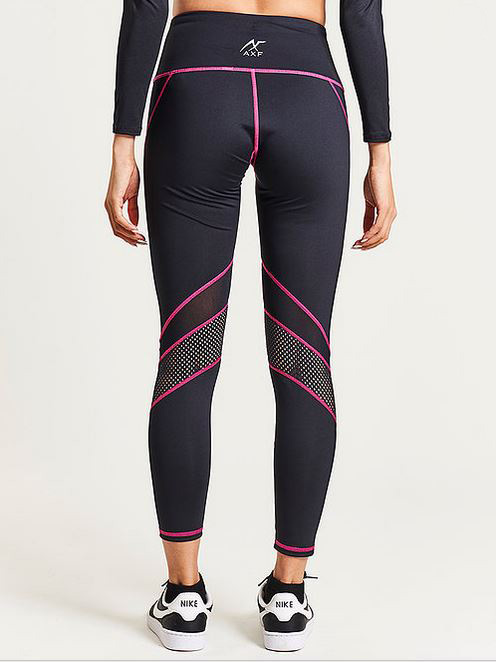 AXF アクセフ Women's Balance Fit Long Leggings ax217311