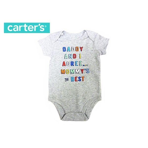 70%OFF セール 【返品・交換不可】 ベビー服 carter's カーターズ ボディースーツ ct118I030