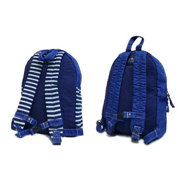 Ocean&Ground オーシャン&グラウンド 子供服 DAYPACK BLUE BLUE リュック ベビー キッズ o-1615102