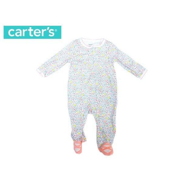 70%OFF セール 【返品・交換不可】 ベビー服 carter's カーターズ カバーオールロンパース ct115G456