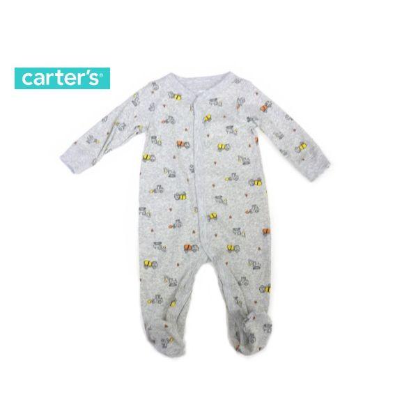 70%OFF セール 【返品・交換不可】 ベビー服 carter's カーターズ カバーオールロンパース ct115G489
