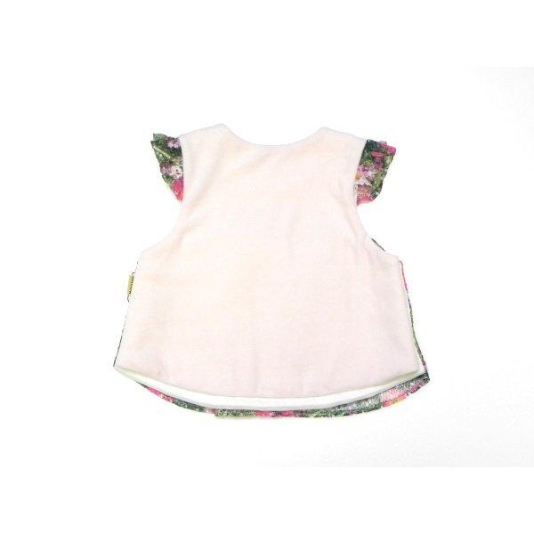 LaLaDress ララドレス 子供服 ドレスベスト ガーデン ベビー ldLDG30