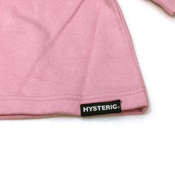 Hysteric mini ヒステリックミニ MY FIRST HYSTERIC 20秋冬 TEDDY MINI SWEET BALOON エンジェルコット裏毛ワンピース h10307311