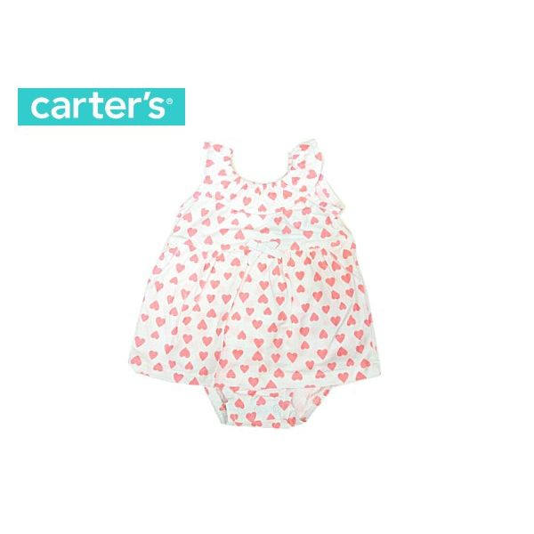 70%OFF セール 【返品・交換不可】 ベビー服 carter's カーターズ ロンパース ct118I006