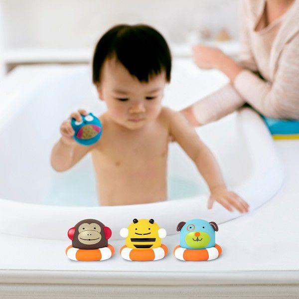 SKIP HOP スキップホップ アニマル・スクワート お風呂用おもちゃ 879674022850