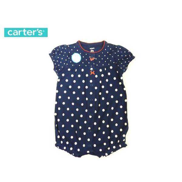 70%OFF セール 【返品・交換不可】 ベビー服 carter's カーターズ ロンパース ct118H870