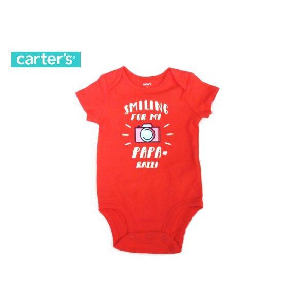 70%OFF セール 【返品・交換不可】 ベビー服 carter's カーターズ ボディースーツ ct118I018