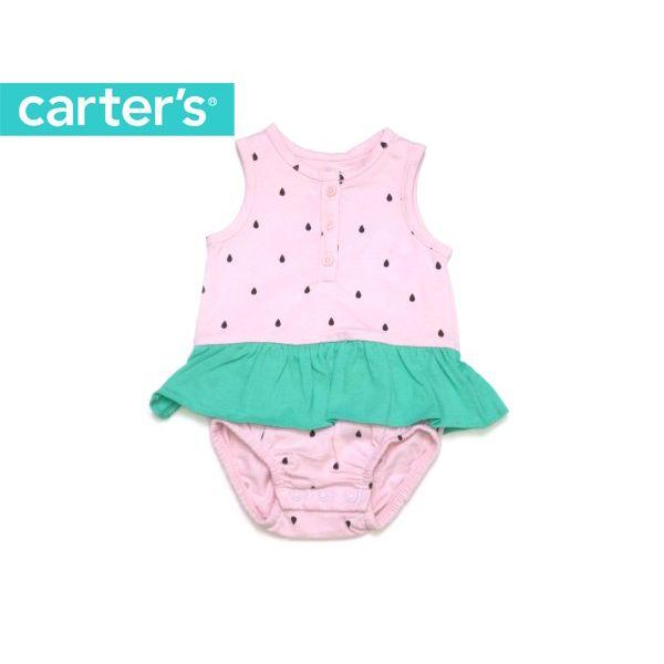 70%OFF セール 【返品・交換不可】 ベビー服 carter's カーターズ ロンパース ct118I003