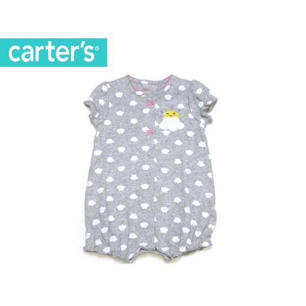 70%OFF セール 【返品・交換不可】 ベビー服 carter's カーターズ ロンパース ct118H920