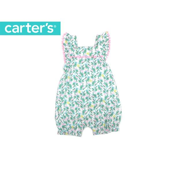 70%OFF セール 【返品・交換不可】 ベビー服 carter's カーターズ ロンパース ct118H984