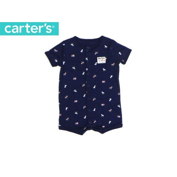 70%OFF セール 【返品・交換不可】 ベビー服 carter's カーターズ ロンパース ct118H901